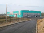 В аренду сдаю производ-складское здание в Заславле