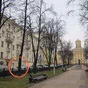 Торговое помещ. в центре города. Комсомольская 34. 72м2.
