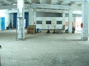 Производственно-складское здание в центре Витебска