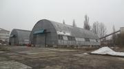 Производственно-складские помещения в Могилеве ( ангары , Кулибина 9)
