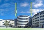 Сдается единственный офис - пентхаус 290 м2 в БЦ Порт без ндс