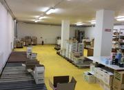 Продажа склад и офис 1160 м2 п. Колодищи,  отопление + 3 рампы